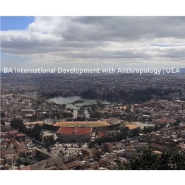 International Development with Anthropology - UEA