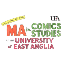 MA in Comic Studies welcome video