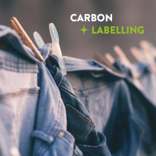 Carbon Labeling logo