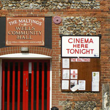 The community cinema