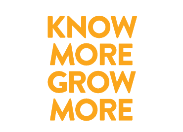 Know More Grow More