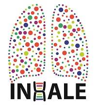 INHALE project logo