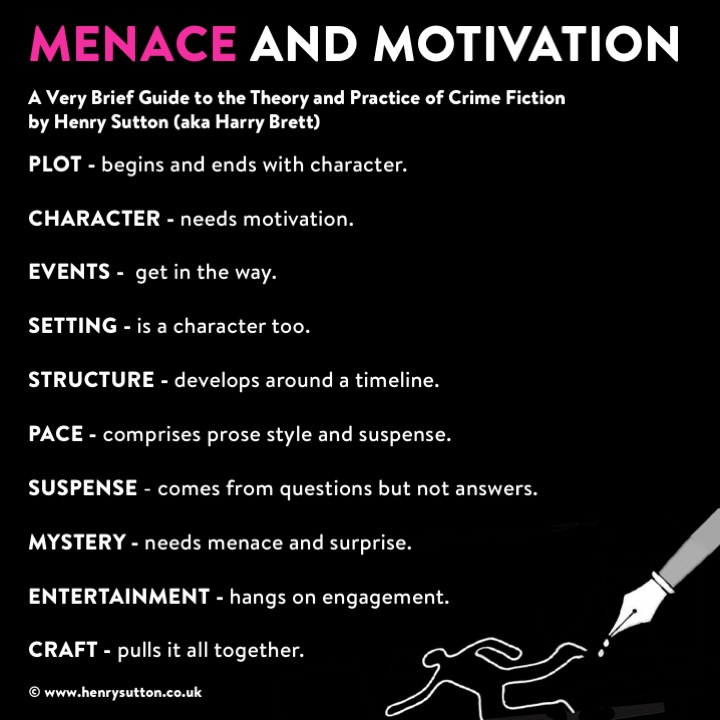 a brief guide to menance and motivation
