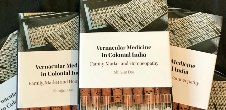 Vernacular Medicine in Colonial India book