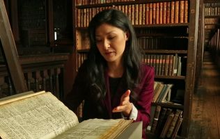 Picture of archive material