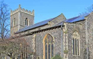 St Martin at Palace Plain