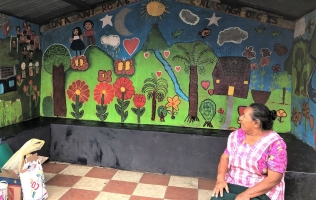 guatemalan art project