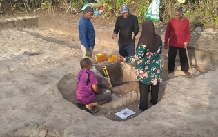 maldives archaeology dig