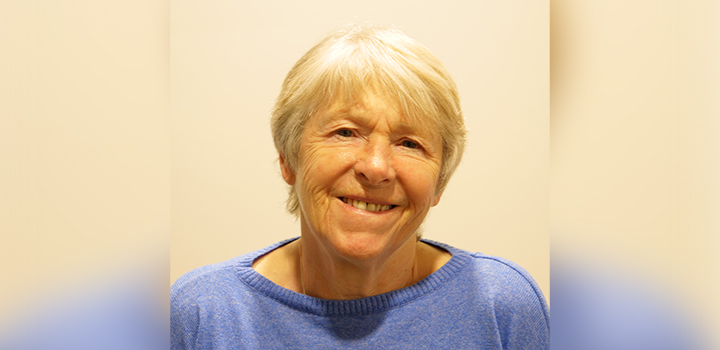 Photo of Professor Sue Fairweather-Tait