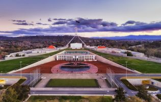 Australia - Australian National University, Canberra