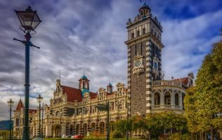 New Zealand - University of Otago, Dunedin