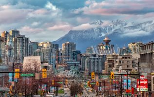 Canada - University of British Columbia, Vancouver, British Columbia