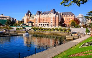 Canada - University of Victoria, Victoria, British Columbia
