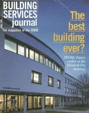 1990 – 1995: THE ELIZABETH FRY BUILDING (1995)