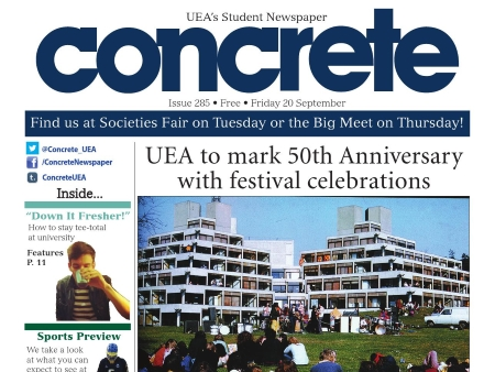 Concrete magazine cover
