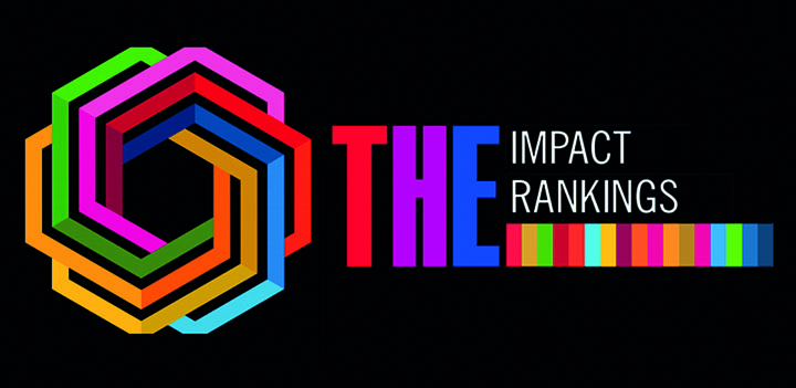 THE Impact Ranking logo