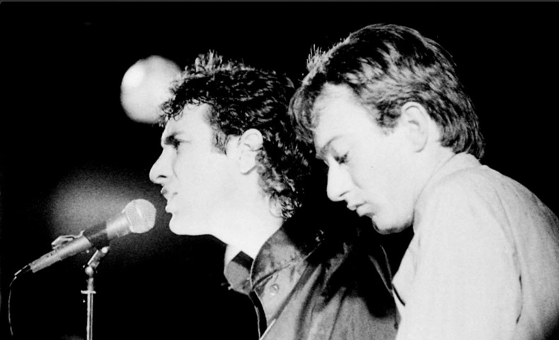 Gang of Four at UEA Fifers Lane in 1979