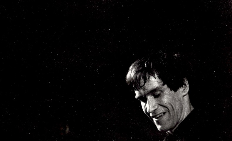 Wilko Johnson at UEA in 1978