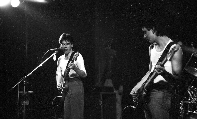 The Cure play UEA in 1978