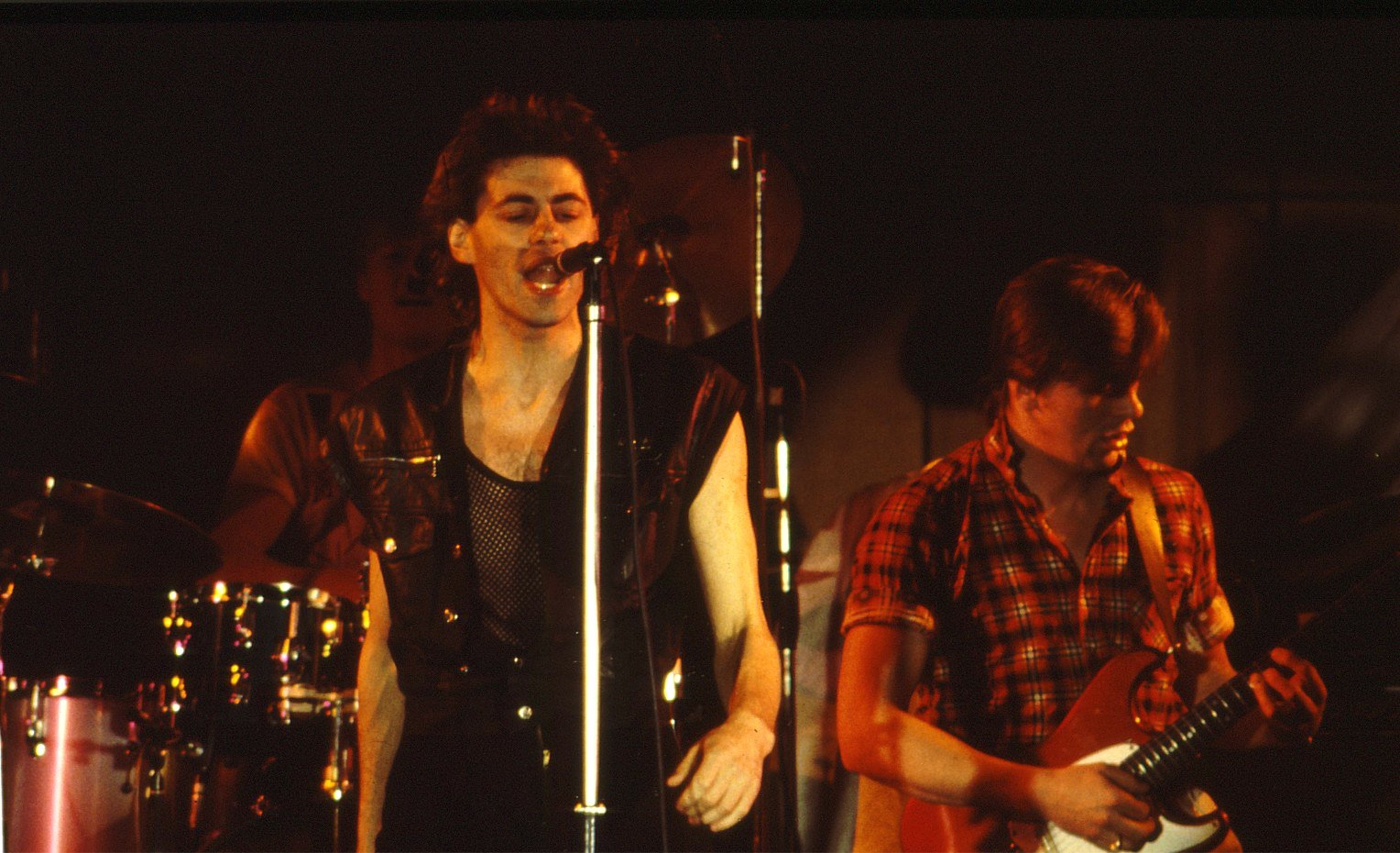 The Boomtown rats at uea in 1982