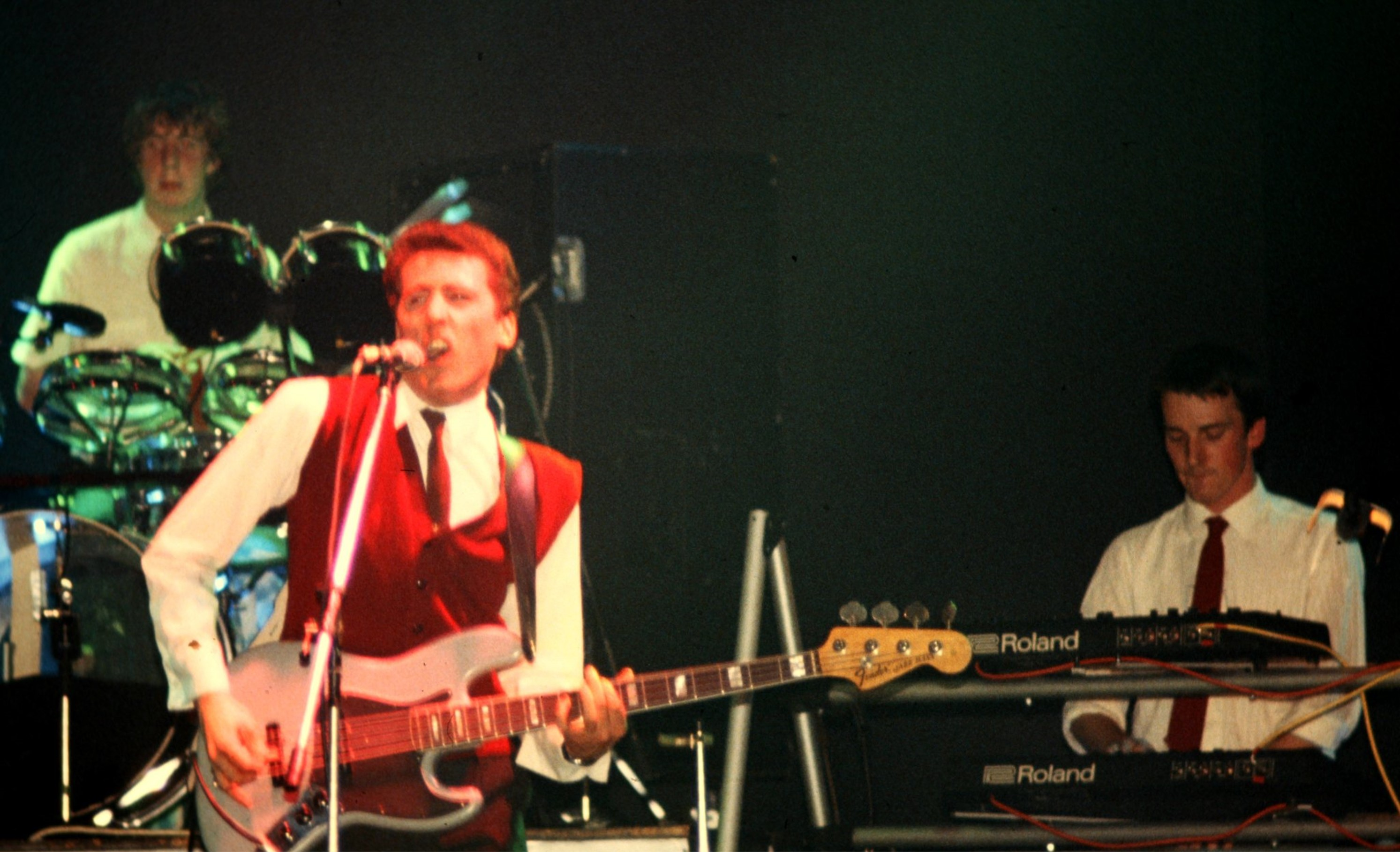 OMD at uea in 1980