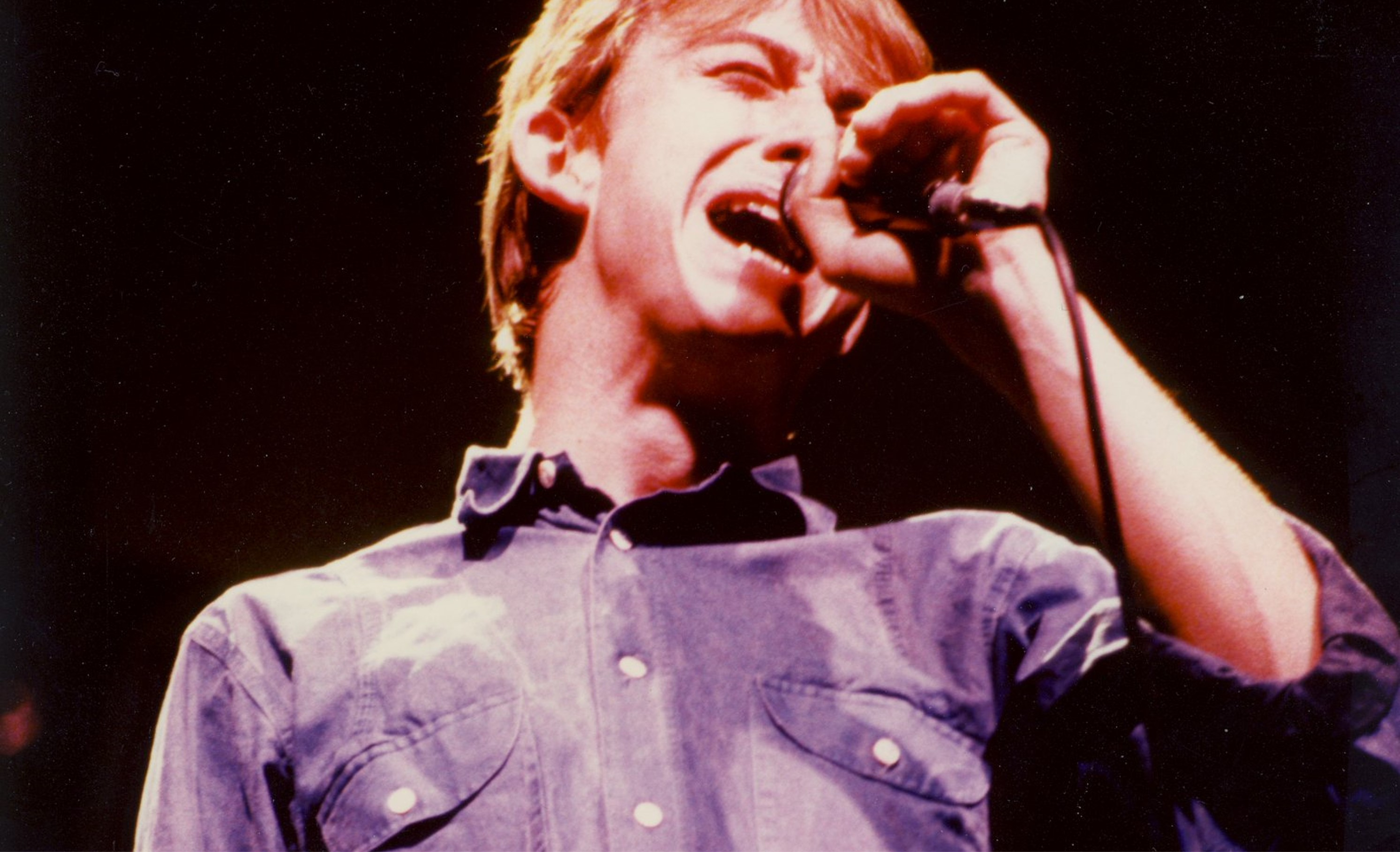 Talk Talk at uea in 1982