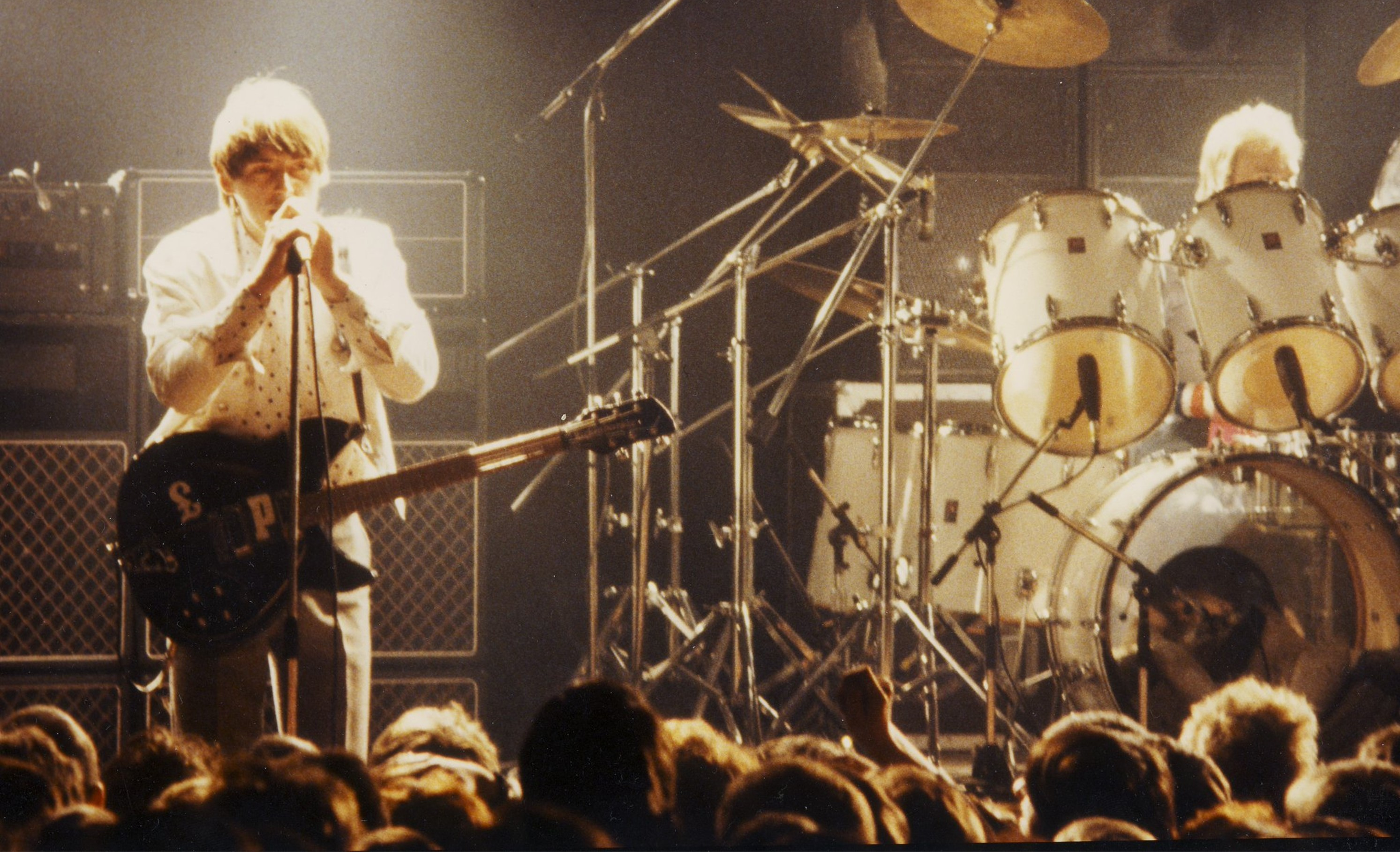 The Jam at UEA in 1981