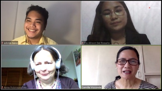 The GCRF-UST Family Literacy Team 1st Postgraduate e-Forum on Adult Education 2020