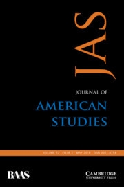 Forum on the US South and the Black Atlantic: Journal of American Studies